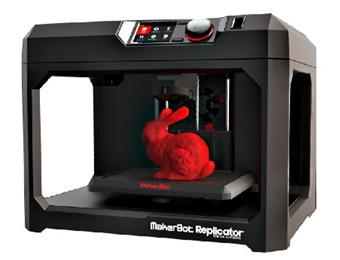 MakerBot Replicator 3D打印